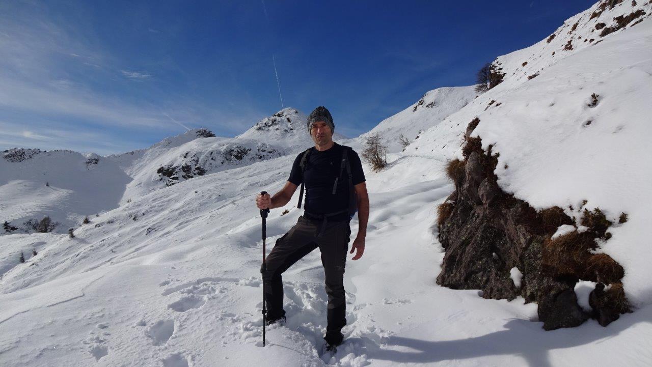 Verso la Bocchetta di Val Marza